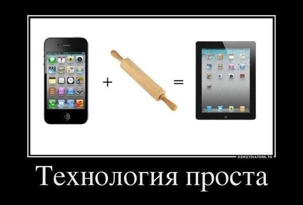 Технология проста