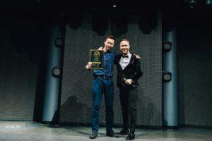 NaStarte.by постоянный партнёр ежегодной премии «WEDDING AWARDS in Belarus»